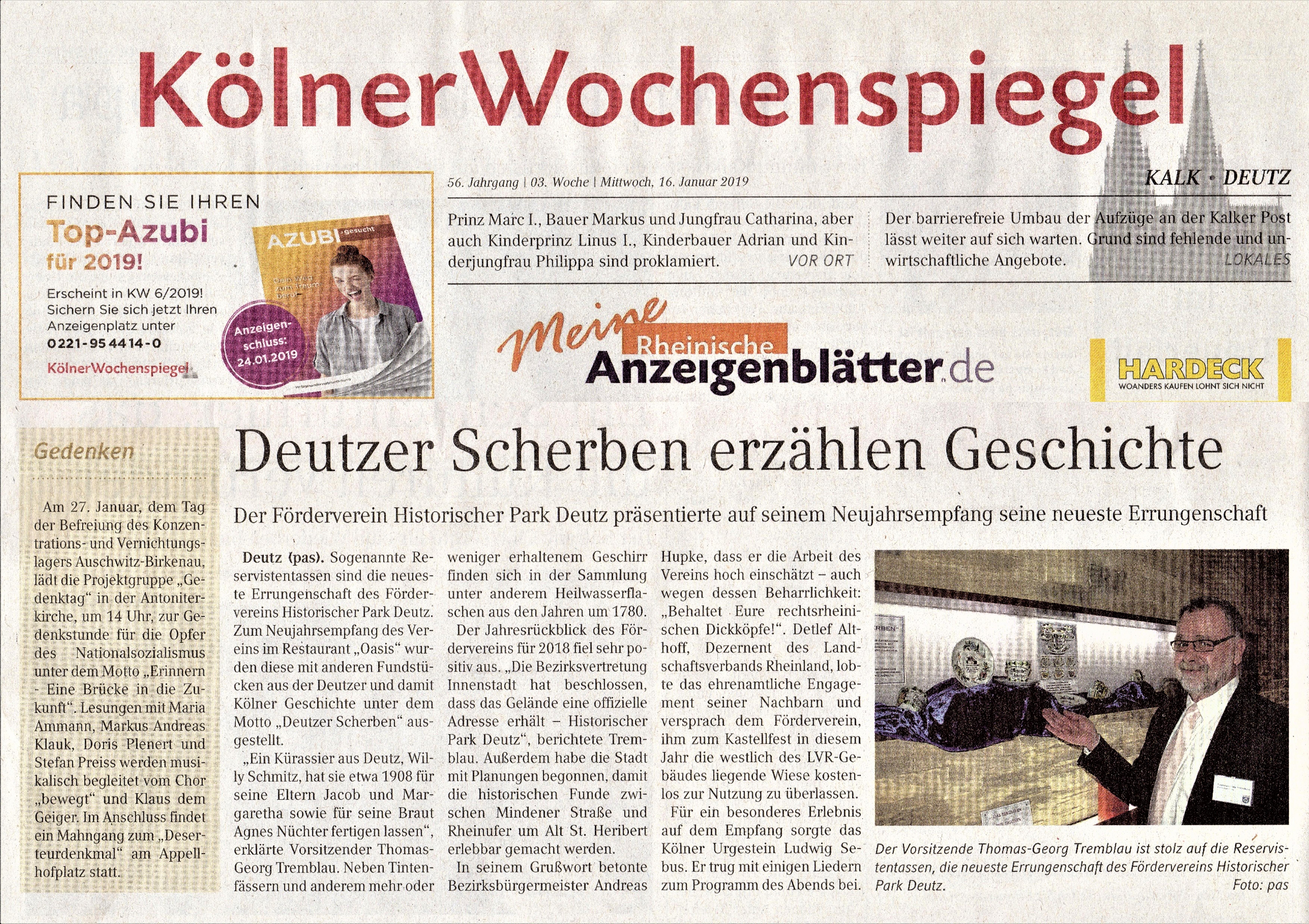 kölner wochenspiegel 16-01-2019_montage